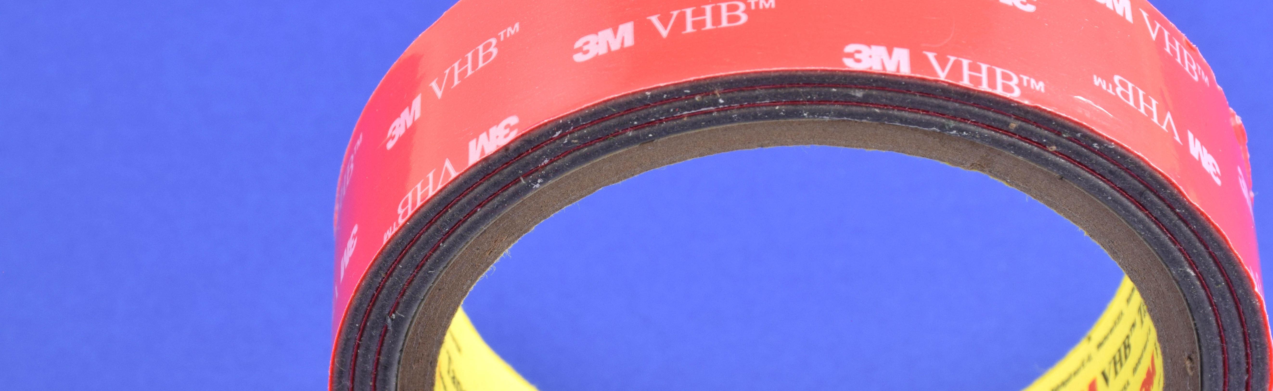 tapes industrial manufacturer 3m vhb